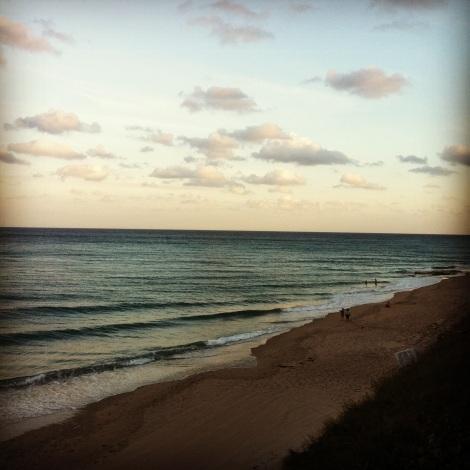 beach, sunset, motivation, inspiration, fitness