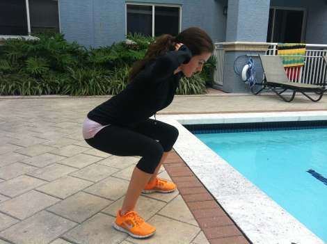 squat, basic squat, fitness, workout